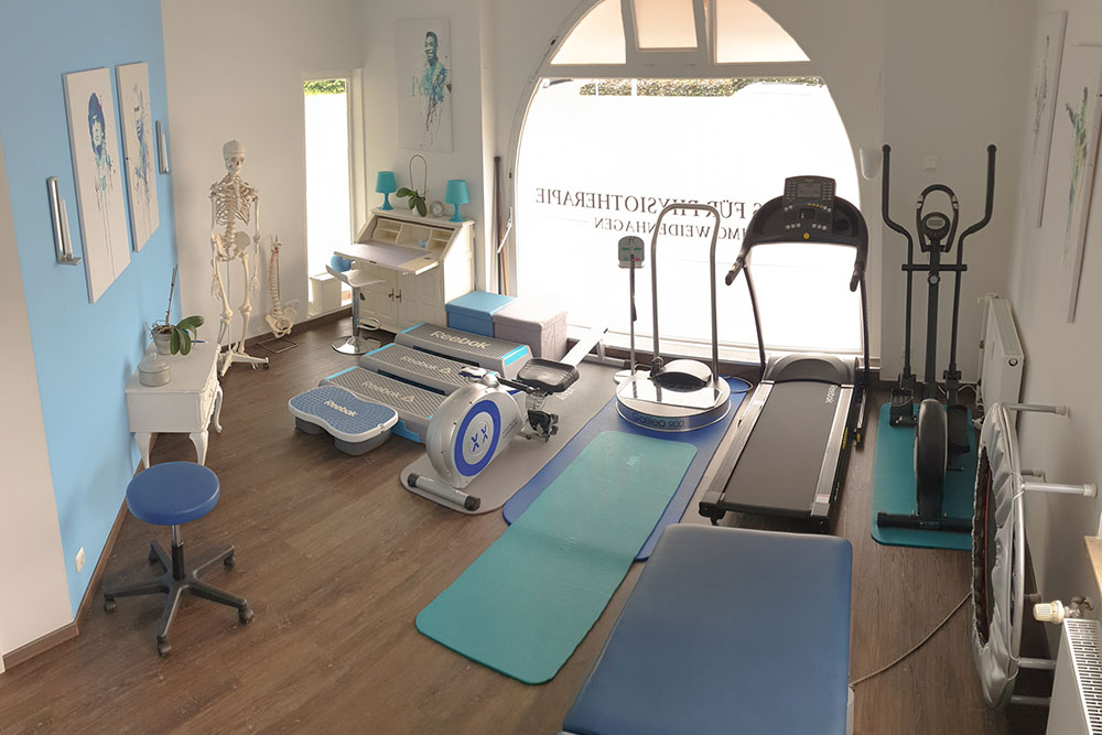 Physiotherapie Mülheim | Raum 7